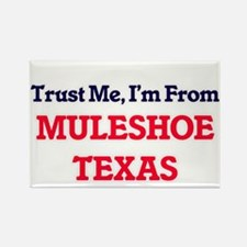 Trust Me, I'm from Muleshoe Texas Magnets