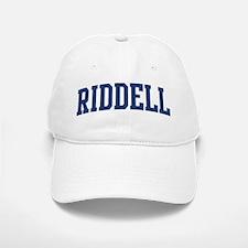 RIDDELL design (blue) Baseball Baseball Cap