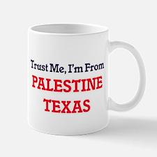 Trust Me, I'm from Palestine Texas Mugs