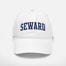 SEWARD design (blue) Baseball Baseball Cap