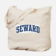 SEWARD design (blue) Tote Bag
