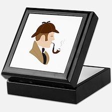 Sherlock Holmes Keepsake Box