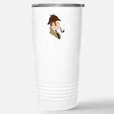 Sherlock Holmes Travel Mug