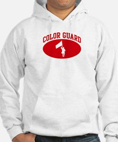 Color Guard (red circle) Hoodie