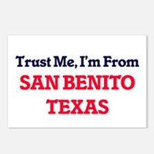 Trust Me, I'm from San Be Postcards (Package of 8)
