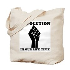 Revolution in Our Life TimeTote Bag