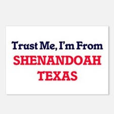 Trust Me, I'm from Shenan Postcards (Package of 8)