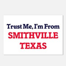 Trust Me, I'm from Smithv Postcards (Package of 8)