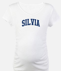 SILVIA design (blue) Shirt