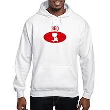 BBQ (red circle) Hoodie