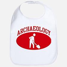Archaeology (red circle) Bib