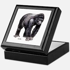 Gorilla Ape Keepsake Box