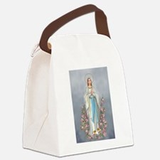 Blessed Virgin Mary 02 Canvas Lunch Bag