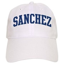 SANCHEZ design (blue) Baseball Cap