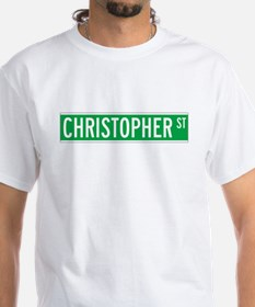 Christopher St., New York - USA T-Shirt