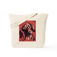 """""""Devil Dog"""" Tote Bag"""