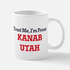 Trust Me, I'm from Kanab Utah Mugs