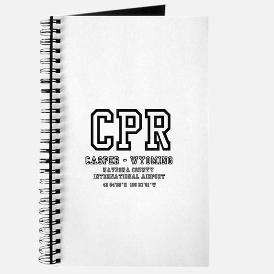 AIRPORT CODES - CPR - CASPER, WYOMING Journal