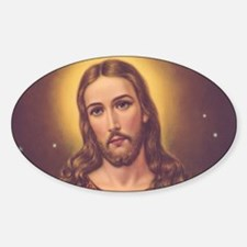 Sacred Heart of Jesus 01A Decal