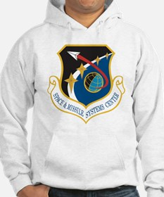 Missile & Space Center Crest Hoodie