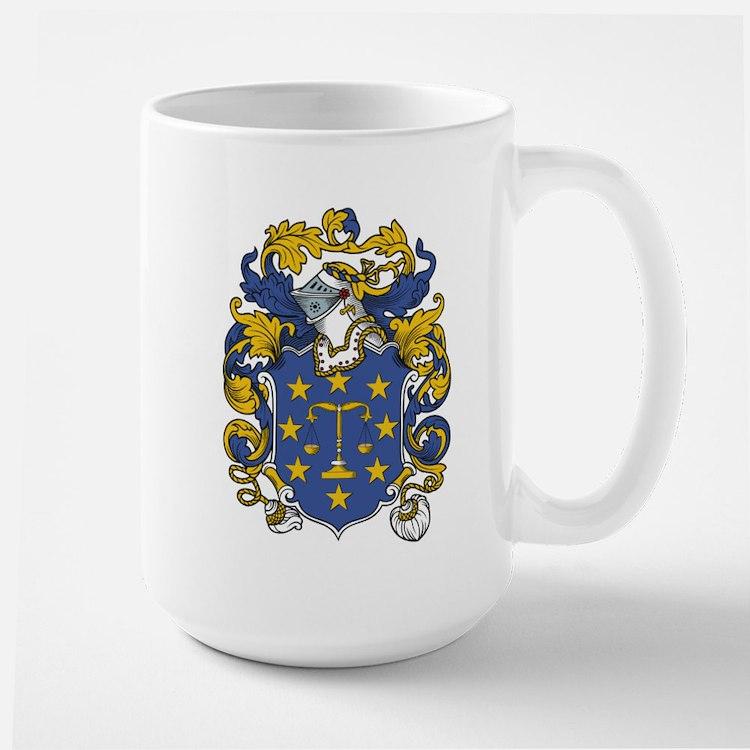 Starr Coat of Arms Mugs