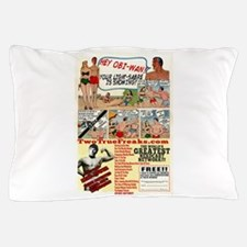 Two True Freaks - Nerd Power Pillow Case