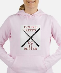 Marching Women's Hooded Sweatshirt