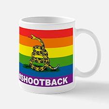 Rainbow Gadsden S-B Mugs