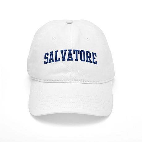 SALVATORE design (blue) Cap