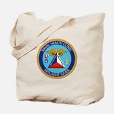 Naval Health Clinic Patuxent River Tote Bag