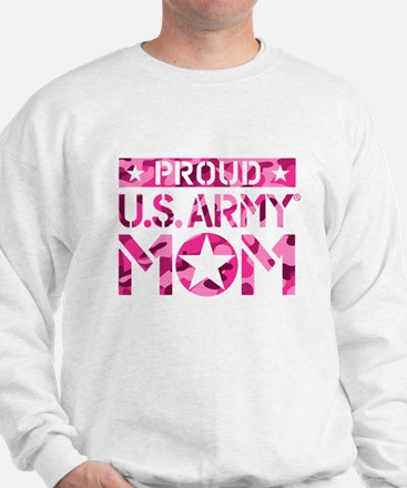 Cute Army mom Sweatshirt