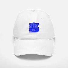 Vote Blue No Matter Who Baseball Baseball Cap