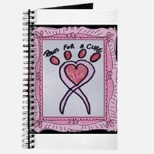Paws For A Cure Journal