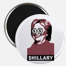 $hillary Clinton Magnets