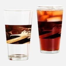 Fretboard Drinking Glass