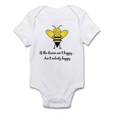 If The Queen Ain't Happy Infant Bodysuit