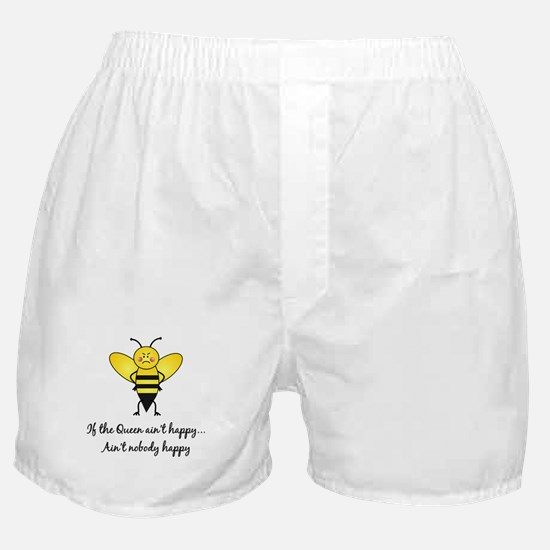 If The Queen Ain't Happy Boxer Shorts