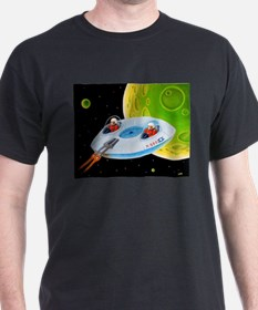 X-200 FLYING SAUCER T-Shirt