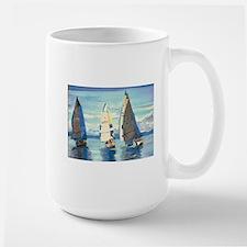 Port Hardy Sailing Mugs