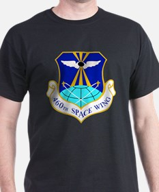 460th Space Wing Crest T-Shirt