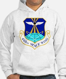 460th Space Wing Crest Hoodie