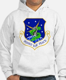 91st Missile Wing Crest Hoodie