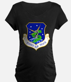 91st Missile Wing Crest T-Shirt