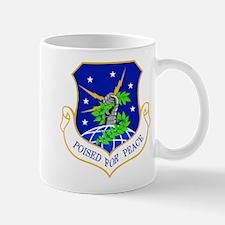 91st Missile Wing Crest Mug Mugs
