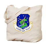 Air force Canvas Totes