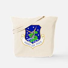 91st Missile Wing Crest Tote Bag