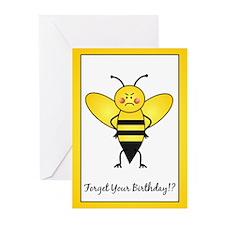 Birthday Bee Greeting Cards (Pk of 10)