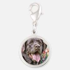 Labrador Painting Charms