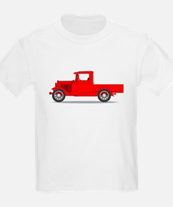 Early Pickup Truck T-Shirt