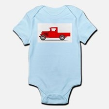 Early Pickup Truck Body Suit